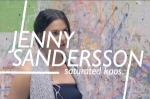 VIDEO: L.A. artist Jenny Sandersson on Berlin, L.A. and the arts...